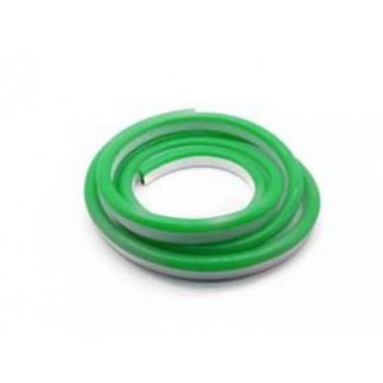 Неон 8*16мм 12V зеленый