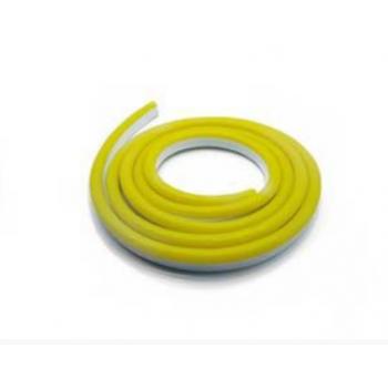Неон 6*12мм 12V желтый