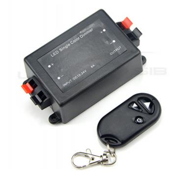 Dimmer цвета с RF пультом