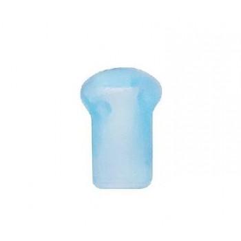 Заглушка голубая для неона 8*16мм