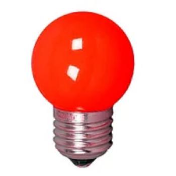 Лампа для белт лайта сд цоколь Е27 1.5W красный