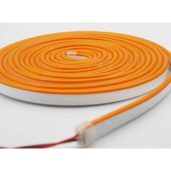 Неон 6*12мм 12V оранжевый