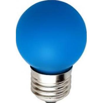 Лампа для белт лайта сд цоколь Е27 1.5W синий