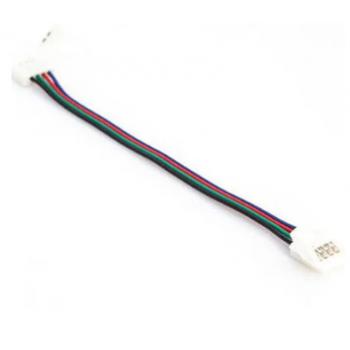 Соединитель для ленты 5050 RGB с проводом