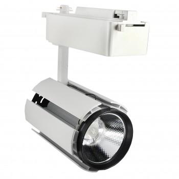 Светодиодный светильник трековый СС 128